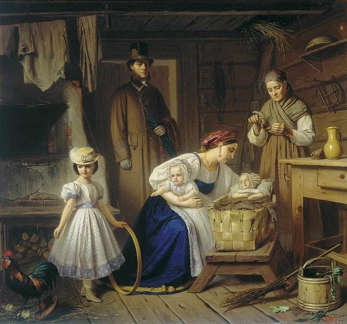 Секс барина с мальчиками в 19 веке