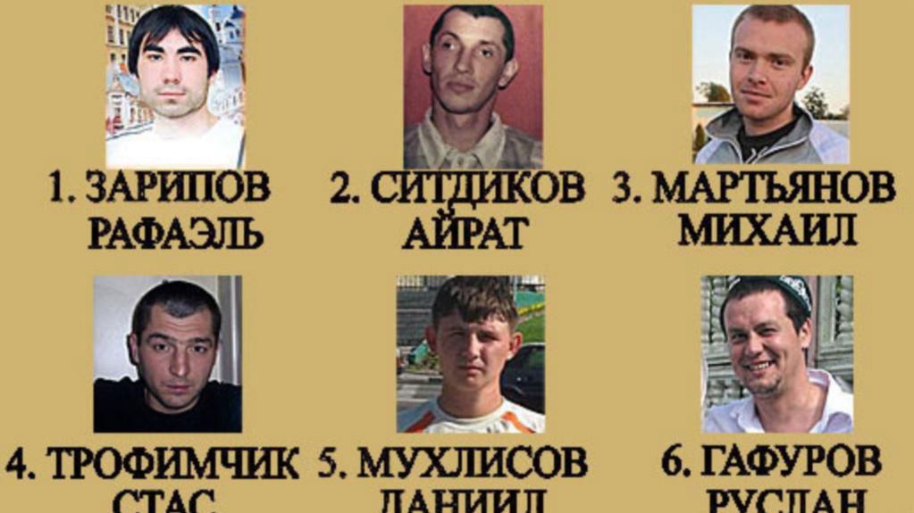 Криминал россия отрезанный член