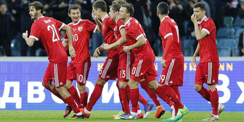 93f17da1e2fd Сборная России опустилась ниже Узбекистана в рейтинге ФИФА((.