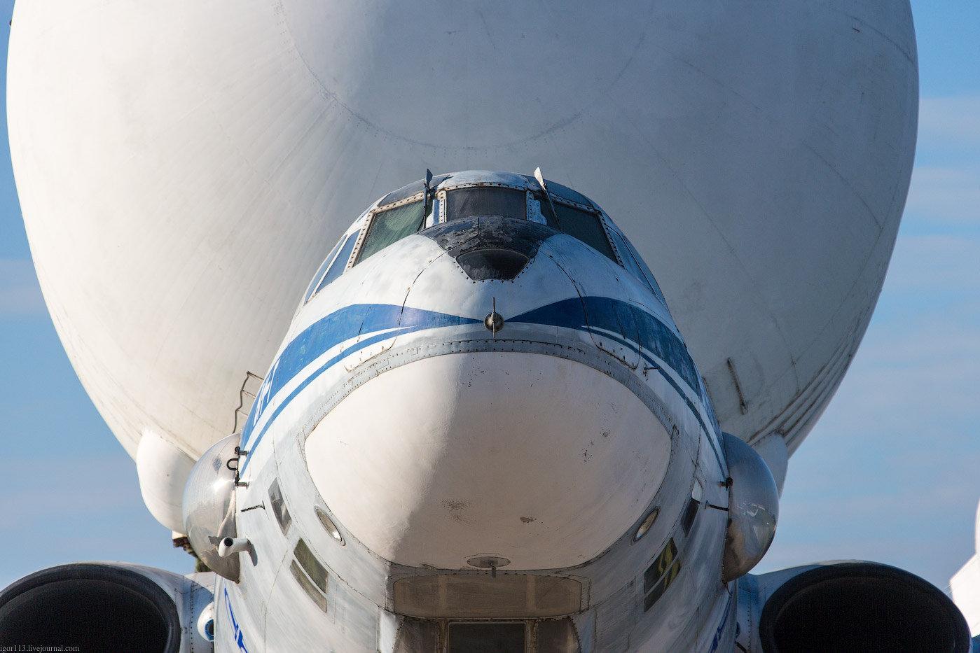 Обои Самолёт, советский, Вм-т, атлант. Авиация foto 17