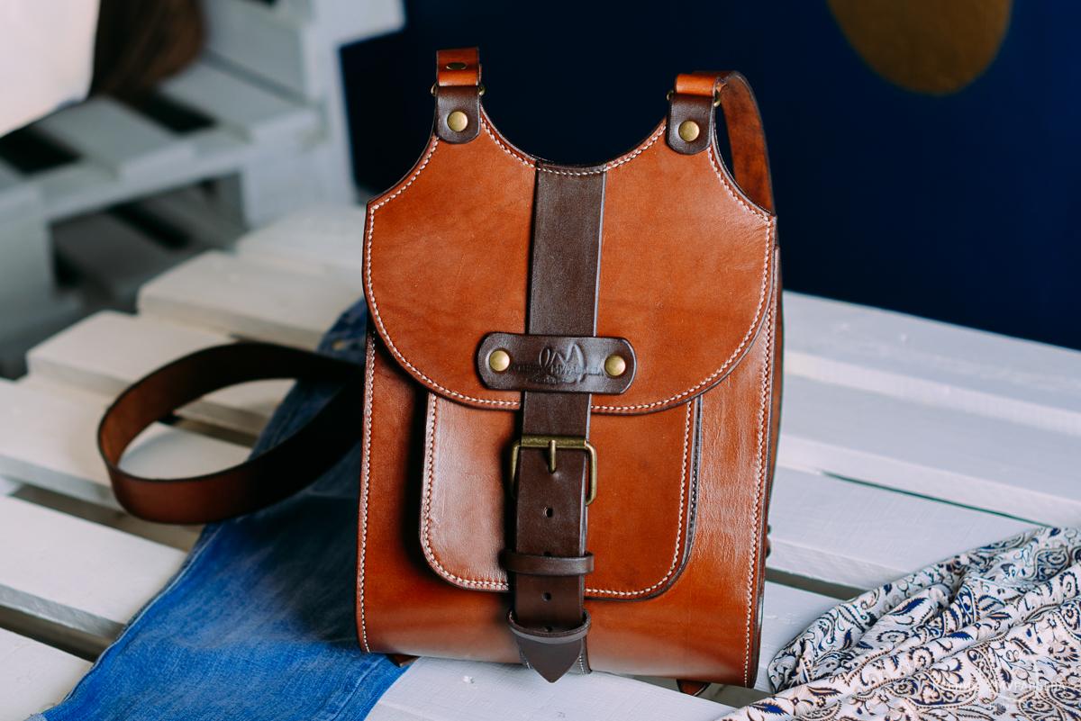 Первый рюкзак из кожи своими ручонками Кожа, Кожевенное ремесло, Своими  руками, Ручная работа b661bb78dc2