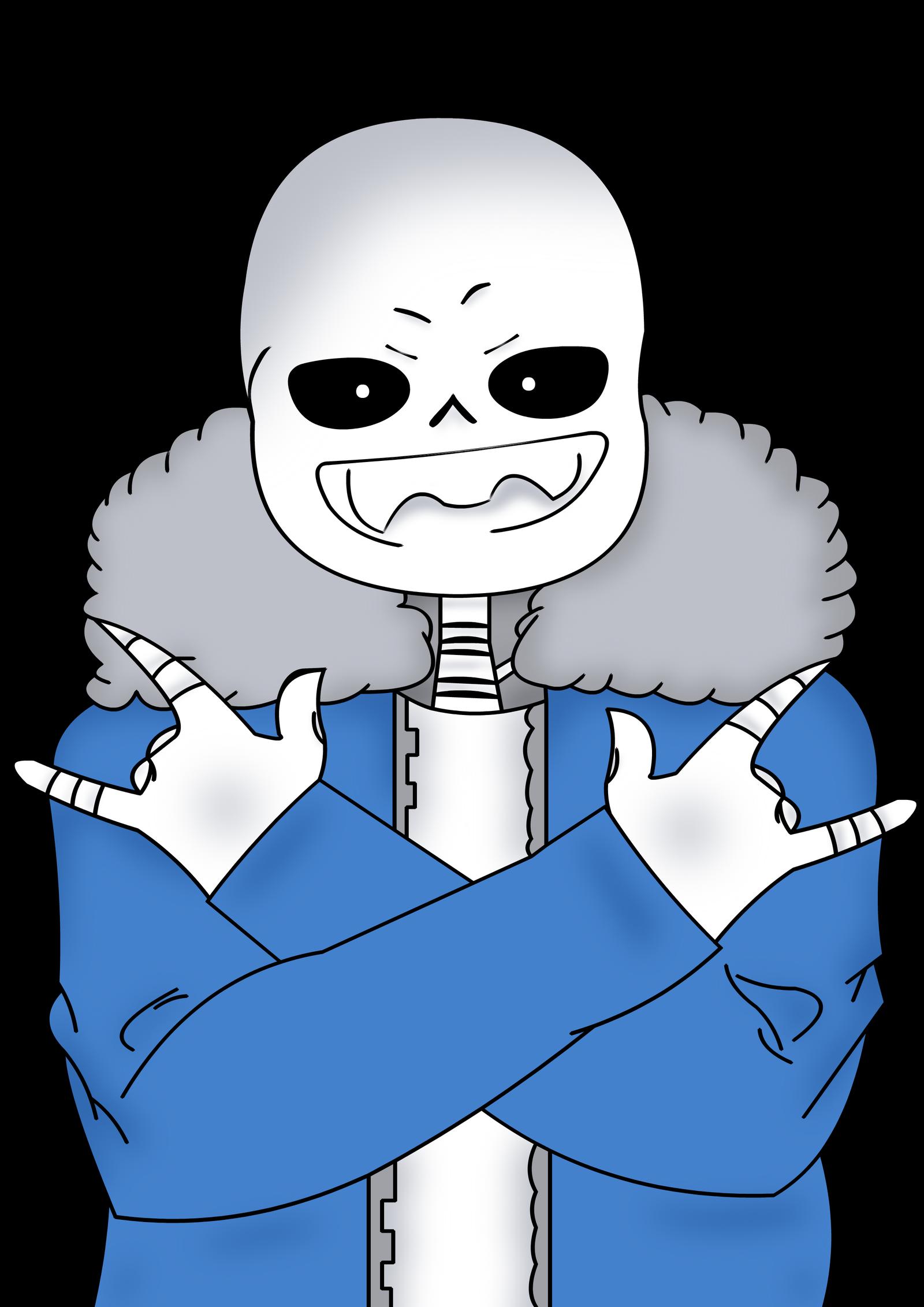 Sans Sans The Skeleton