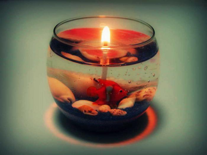 Восковые свечи своими руками в домашних