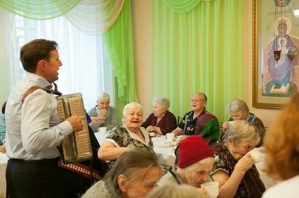 Дом престарелых в нижнем новгороде помощь уборщица в частный дом москва