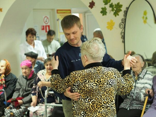 Дом престарелых нижний новгород как помочь дом престарелых альтер пансион
