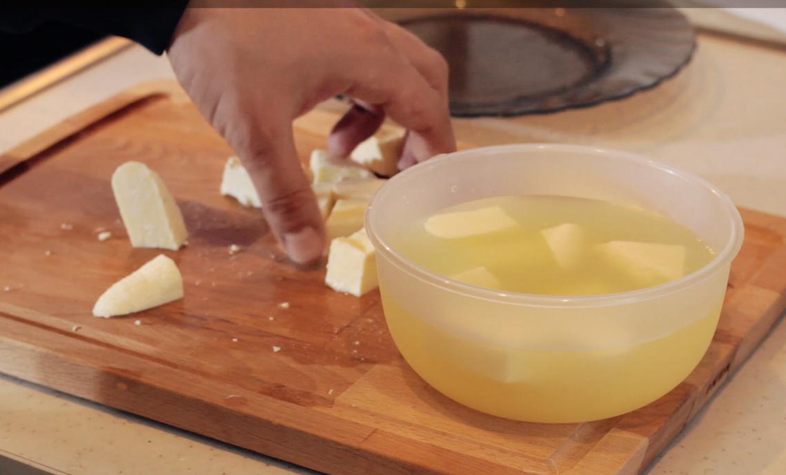 Рецепт домашний сыр из покупного молока