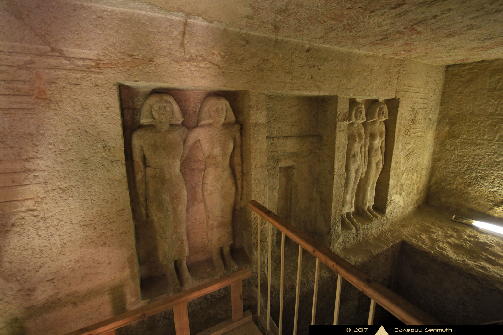 Гробница внучки фараона Хуфу | Пикабу
