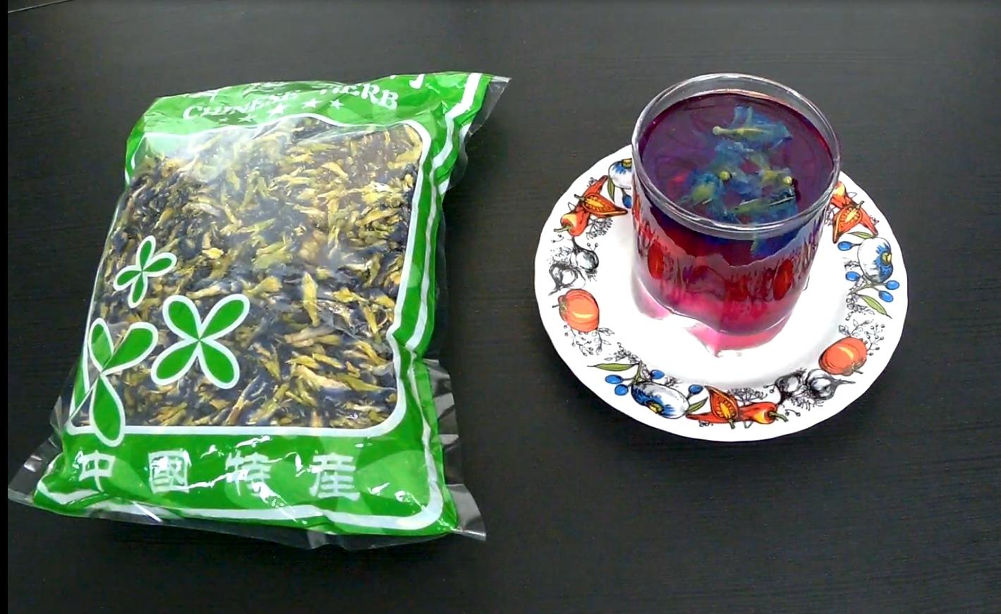средство для похудения пурпурный чай