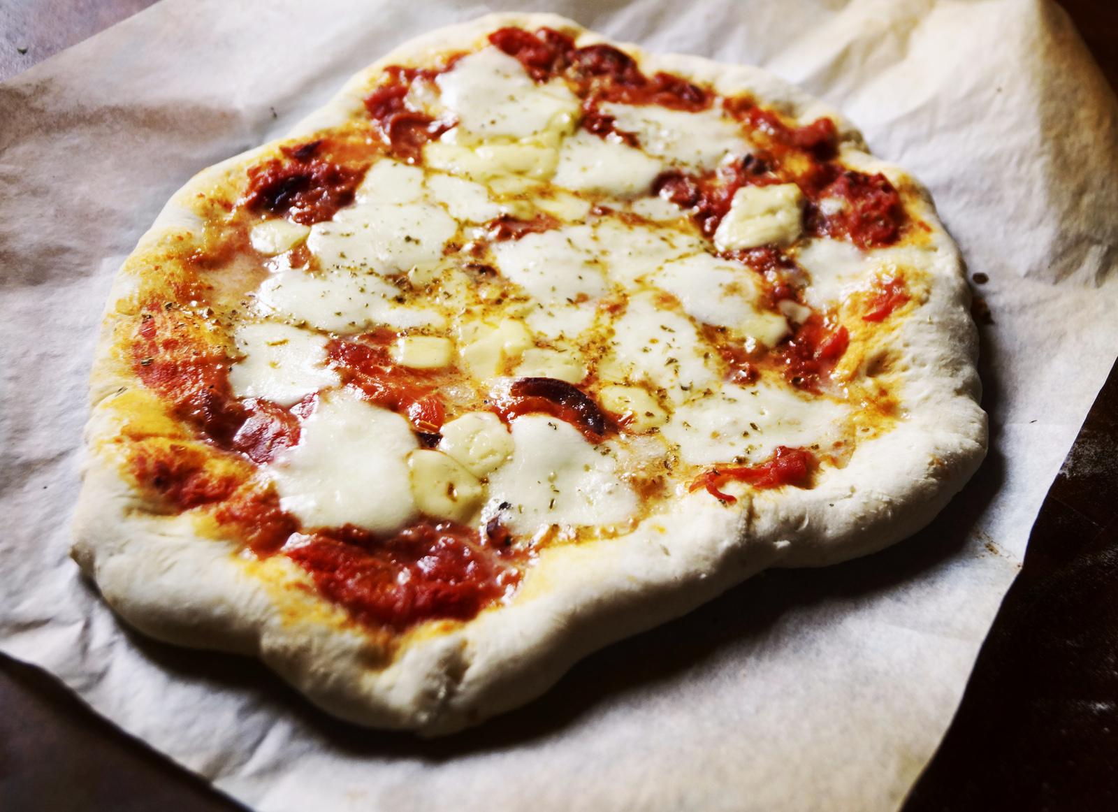 Тесто для пиццы -классический рецепт тонкого теста для итальянской ... | 1162x1600