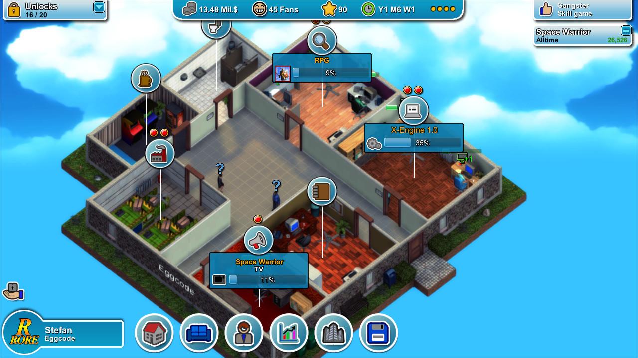 Скачать игру симулятор компании по созданию игр