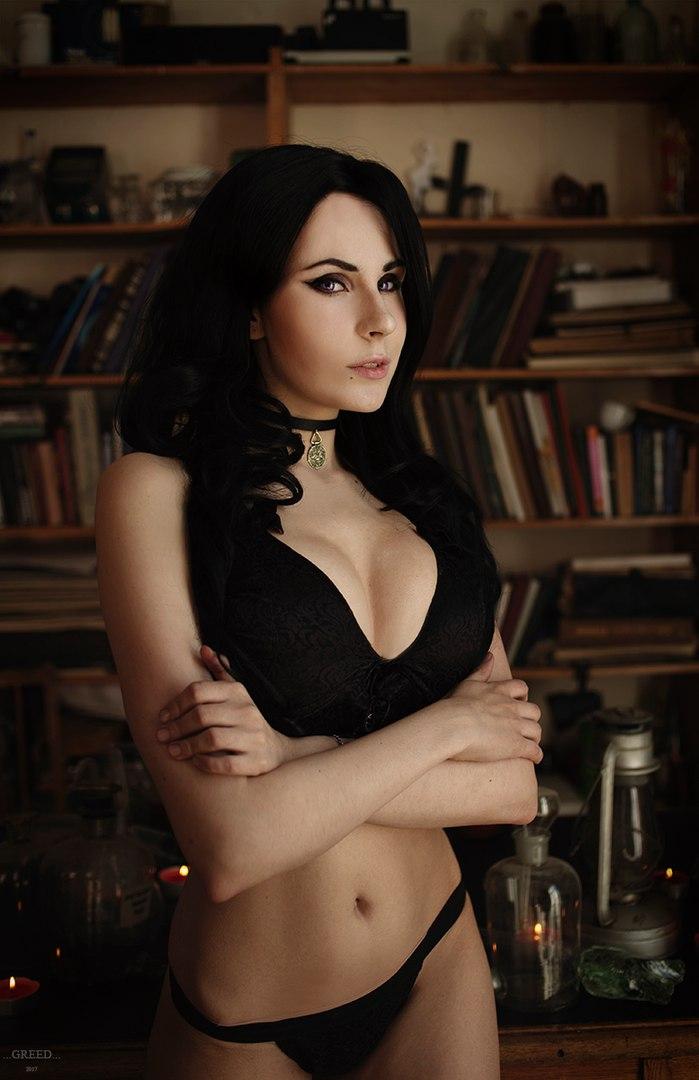 Порно с йенифер ведьмак 3