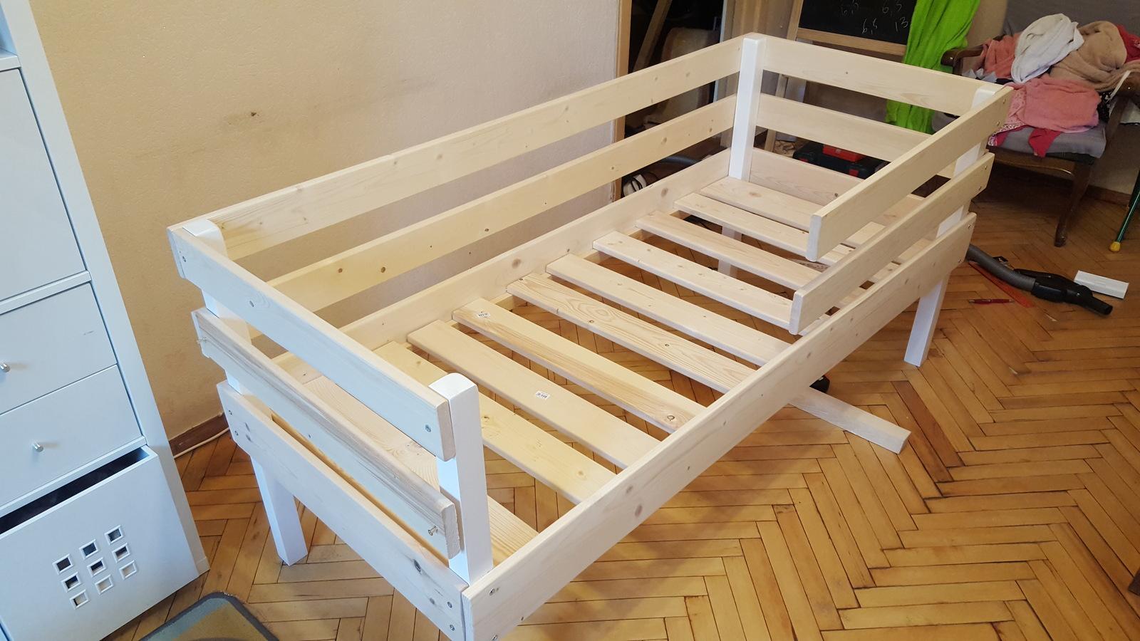 Сделать кроватка своими руками