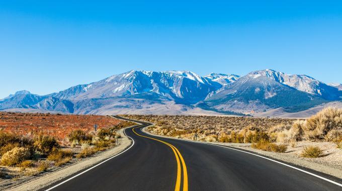 Дороги США