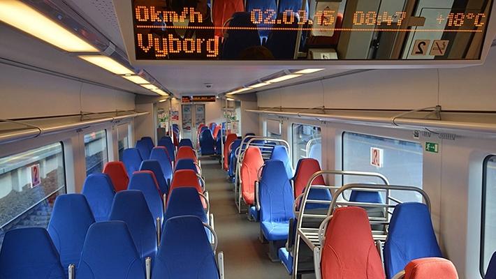 Девушку соблазнили в поезде