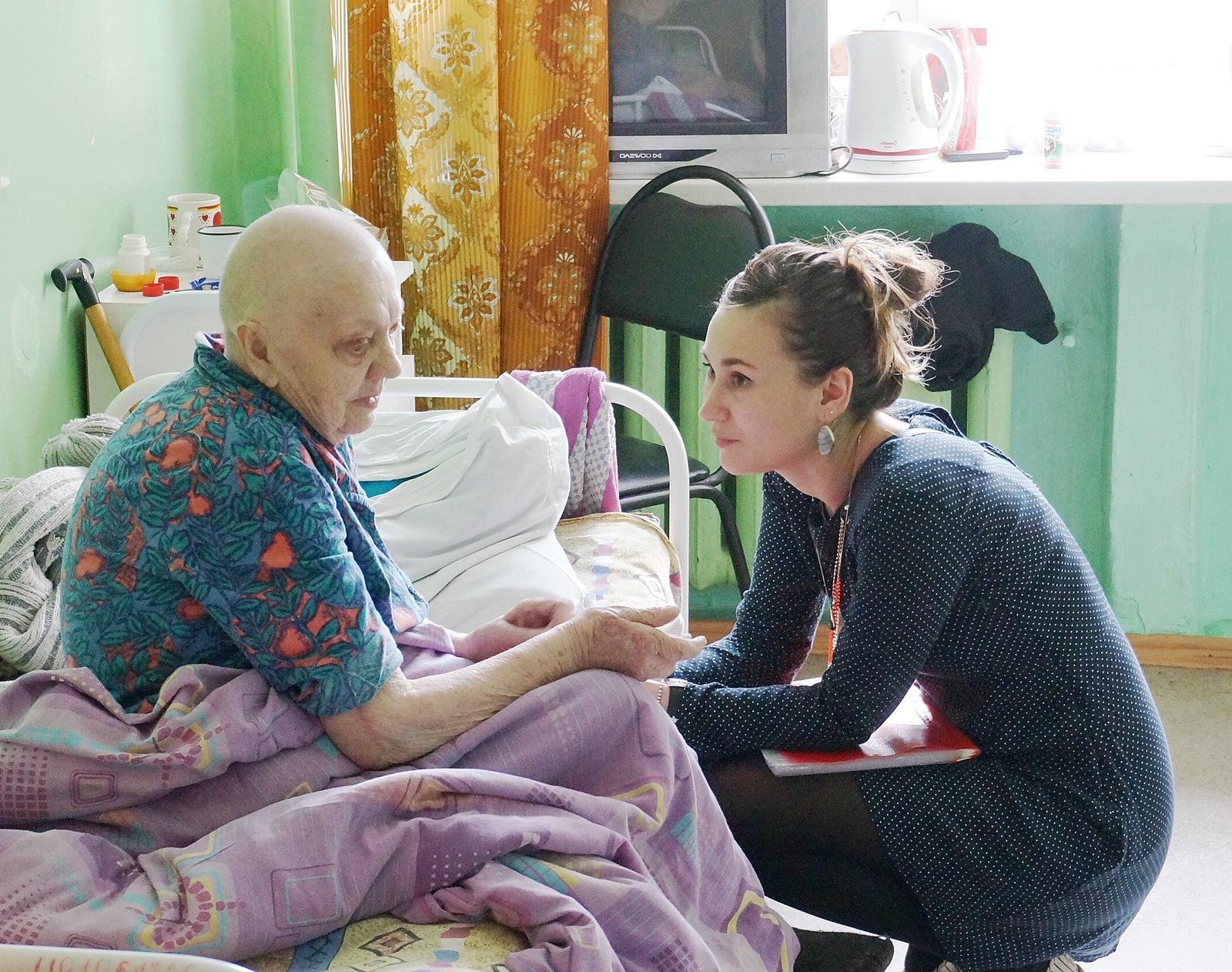 художественный фильм про дом престарелых россия