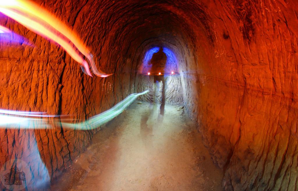 Заброшенный Сармановский рудник