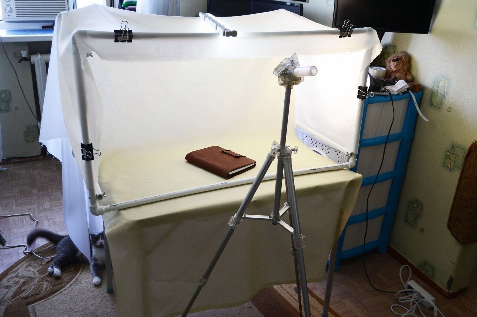 Стол для предметной съёмки своими руками 376