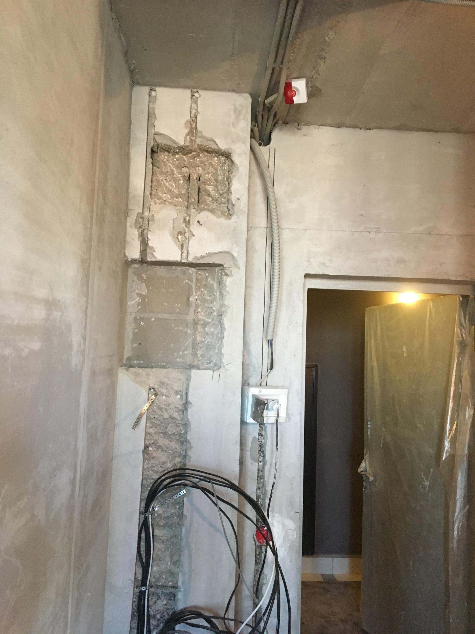 Монтаж электрики в квартире от а до я