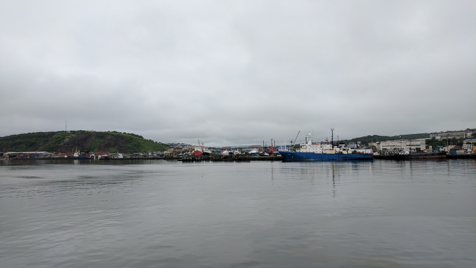 Порт Корсаков