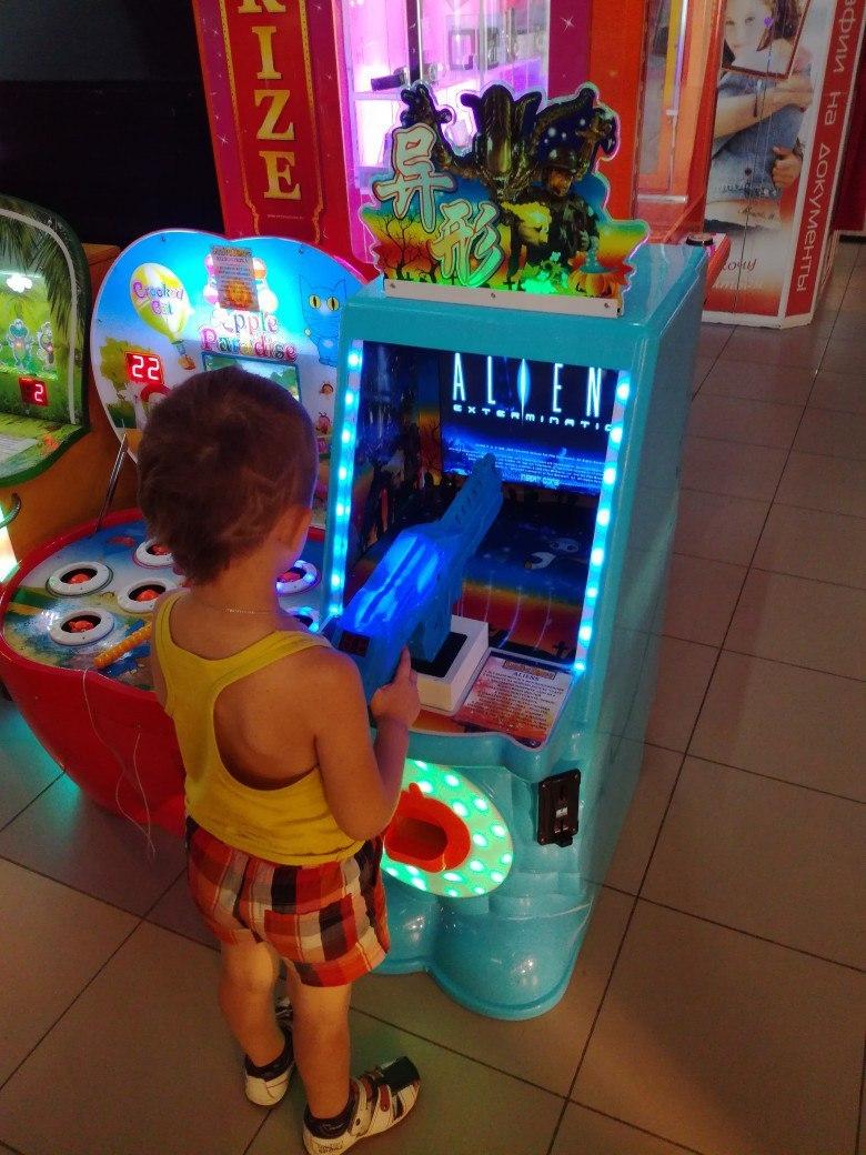 чужой игровые автоматы