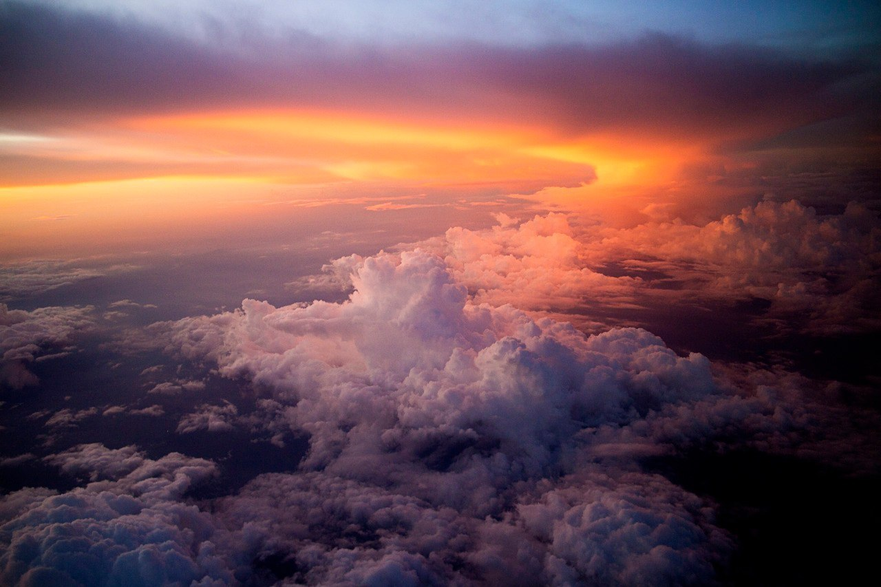 Фотографии с красотой неба 146