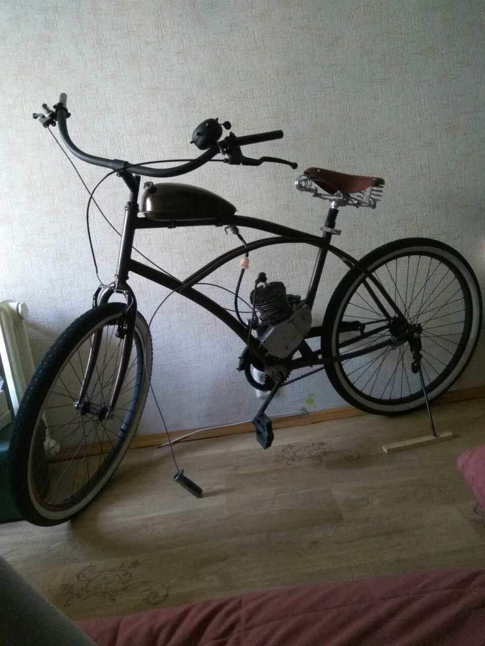 Своими руками переделать велосипед фото 956