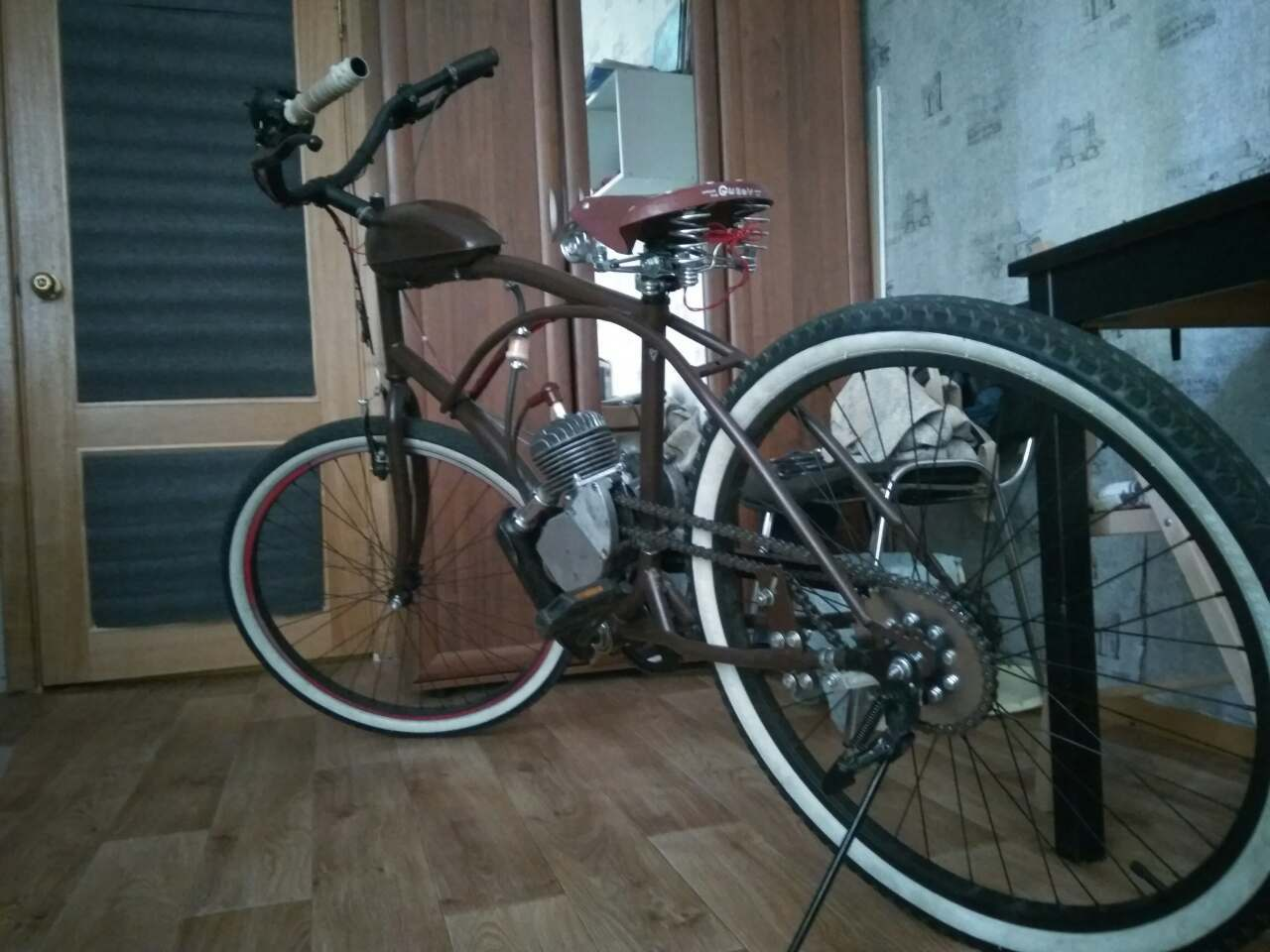 Своими руками переделать велосипед фото 612