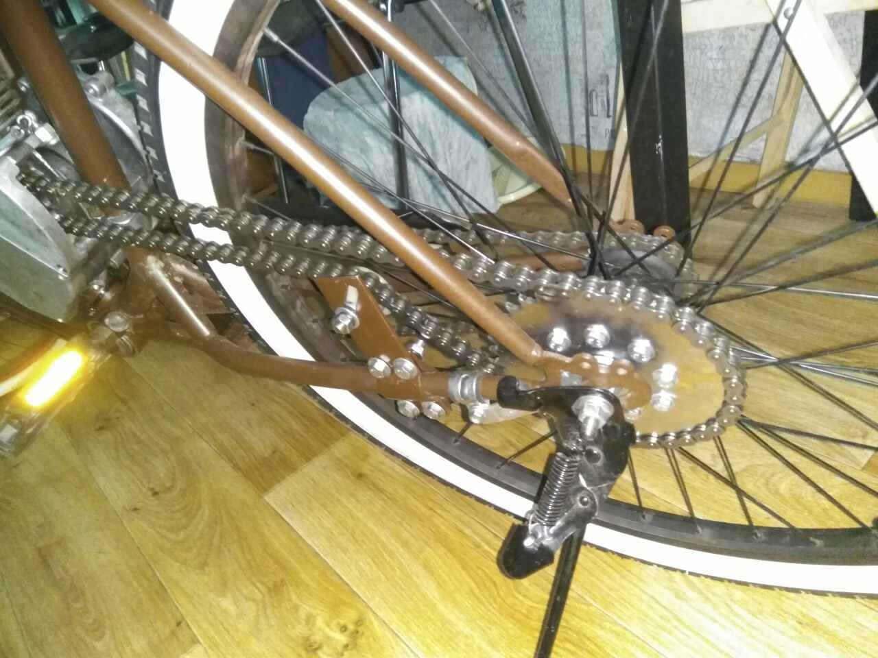 Ремонт велосипеда своими руками от а до я фото 725