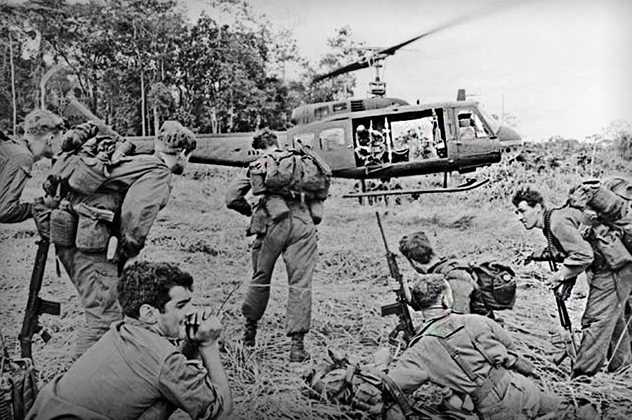 Украина раскроет тайну гибели американцев во Вьетнаме