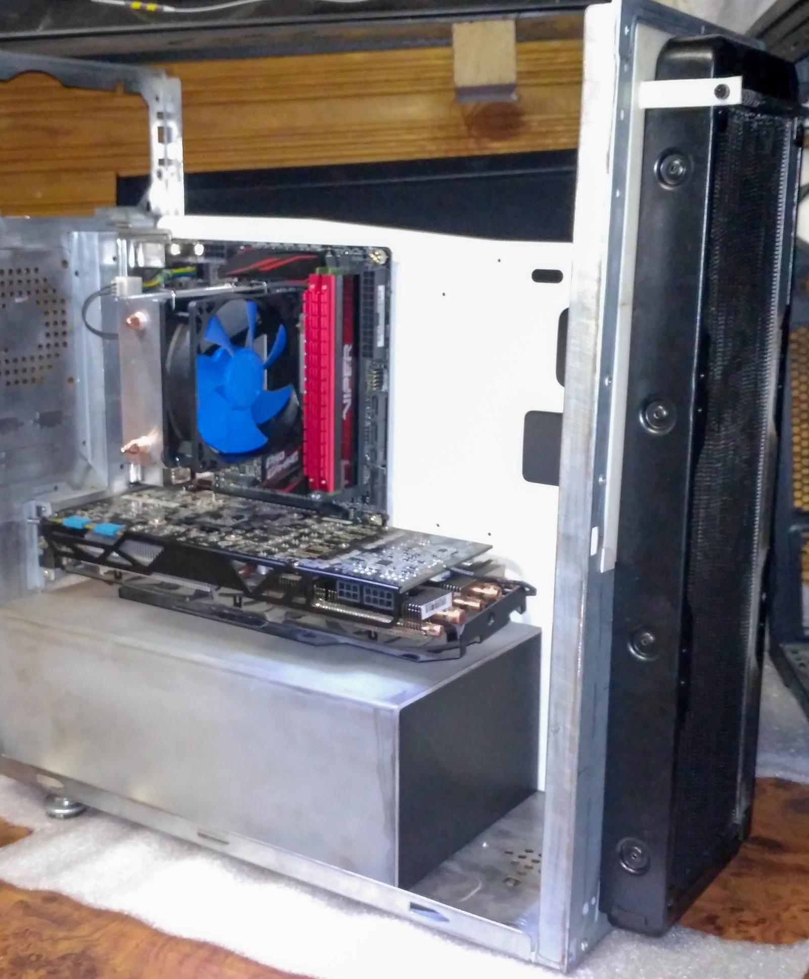Все о моддинге компьютера своими руками фото 786