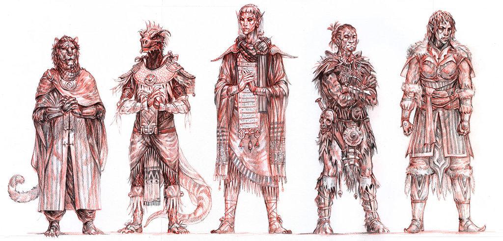 The Elder Scrolls Online Tales