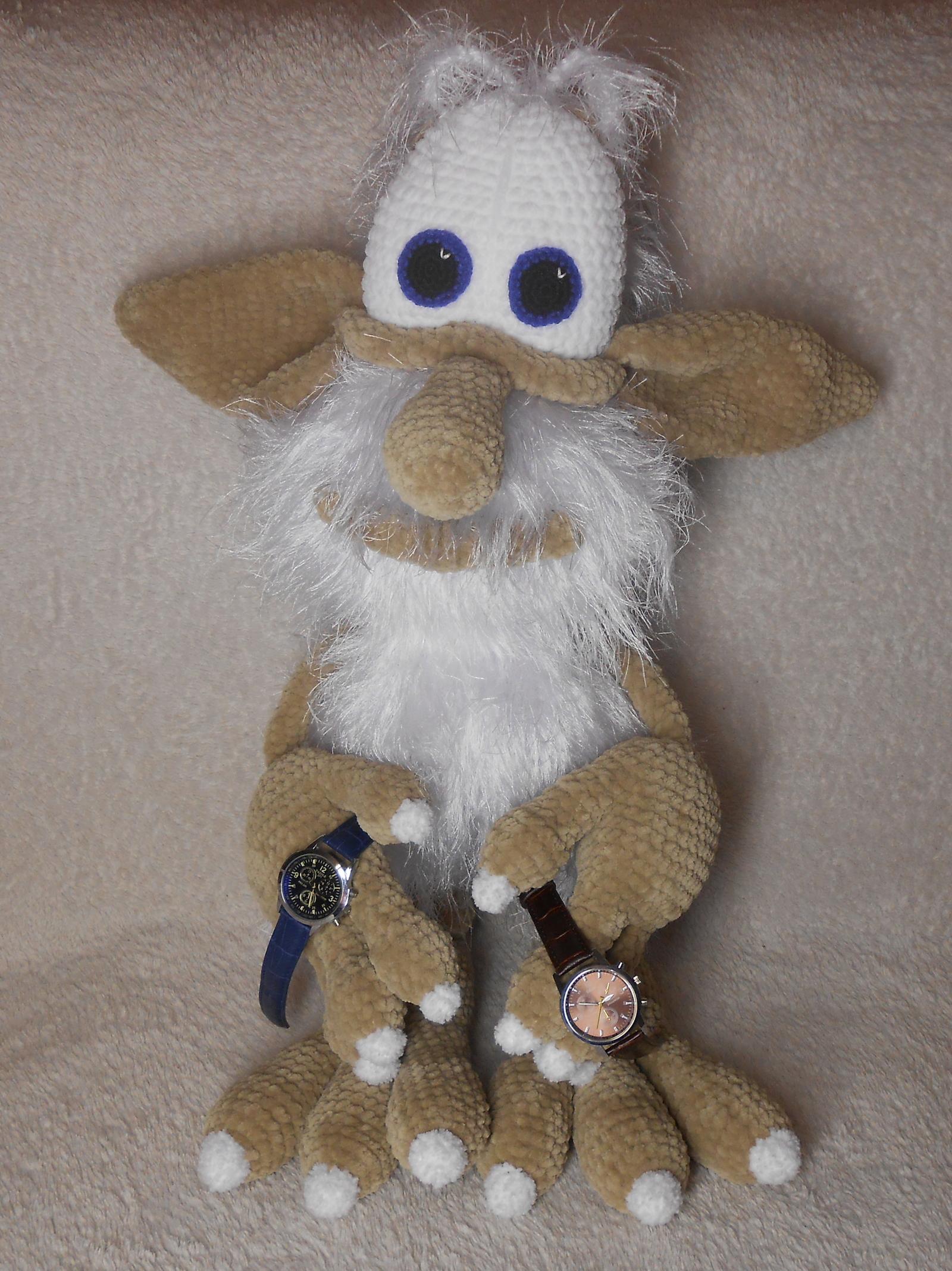 Мягкая игрушка своими руками домовенок фото 459