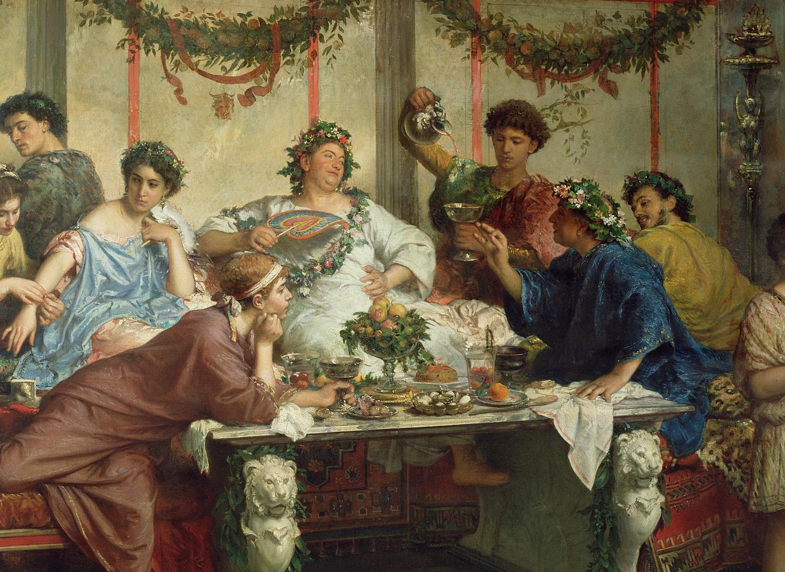 Быт древних римлян реферат 2615
