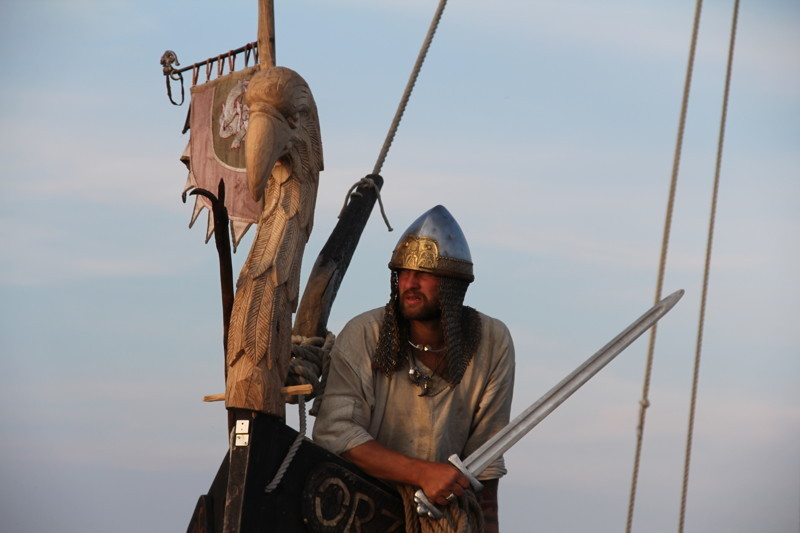 Среди викингов был распространен гомосексуализм