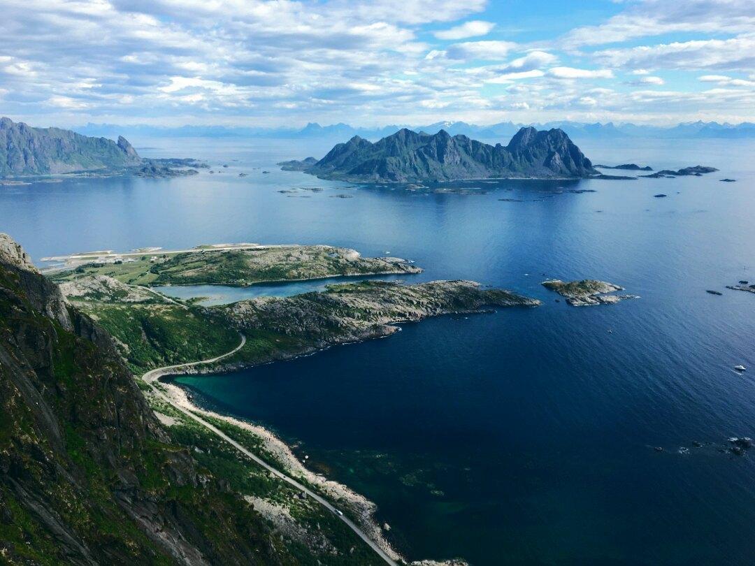 Какое море в норвегии коста бланка купить недвижимость