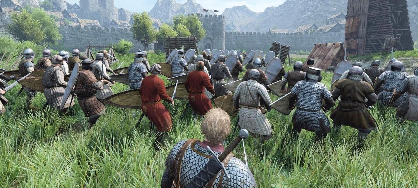 Разработчики Mount & Blade II: Bannerlord о поддержке модов | Пикабу