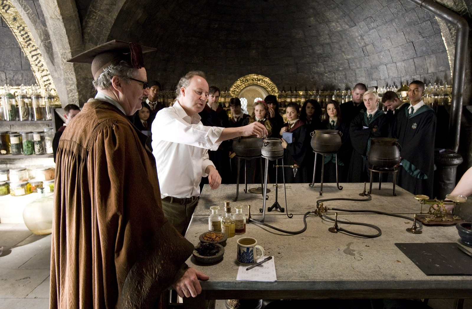 Съемка гарри поттер и принц полукровка брюс уиллис и деми мур биография
