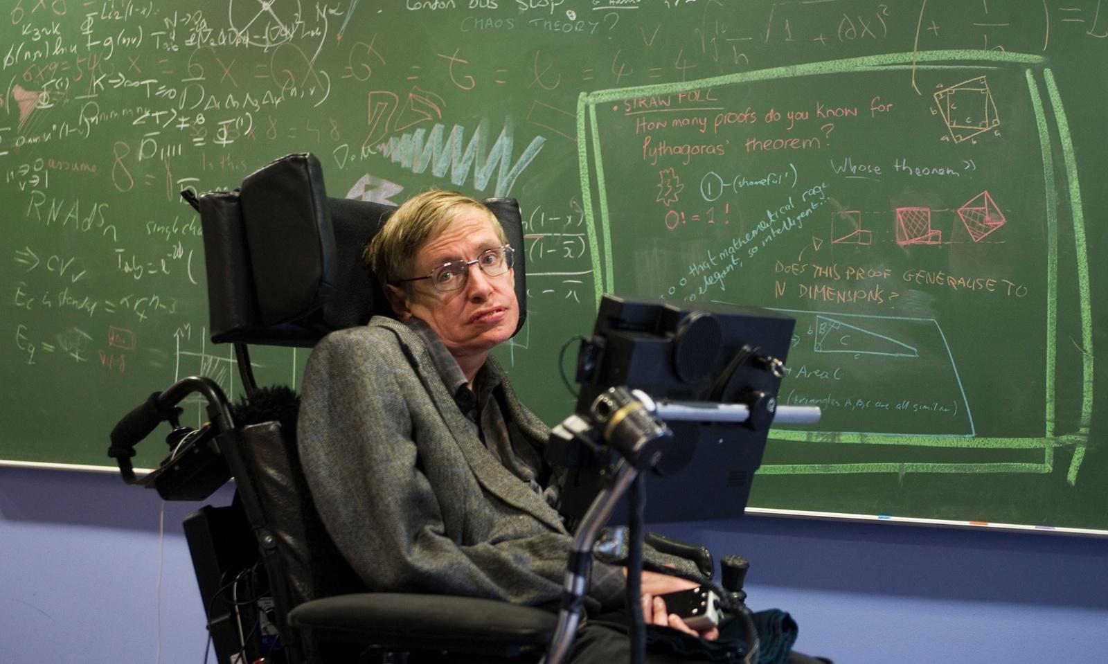 Докторская диссертация Стивена Хокинга выложена в сеть в открытом  Докторская диссертация Стивена Хокинга выложена в сеть в открытом доступе наука Стивен Хокинг диссертация