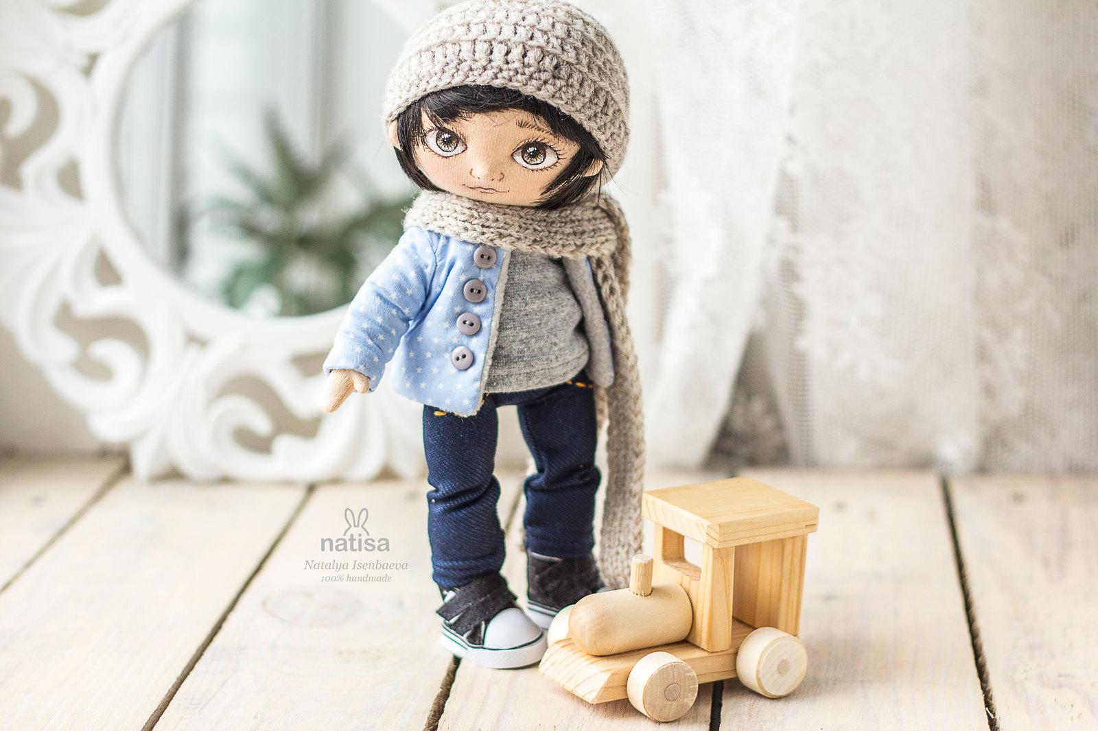 Как сделать куклу мальчика своими руками фото 589