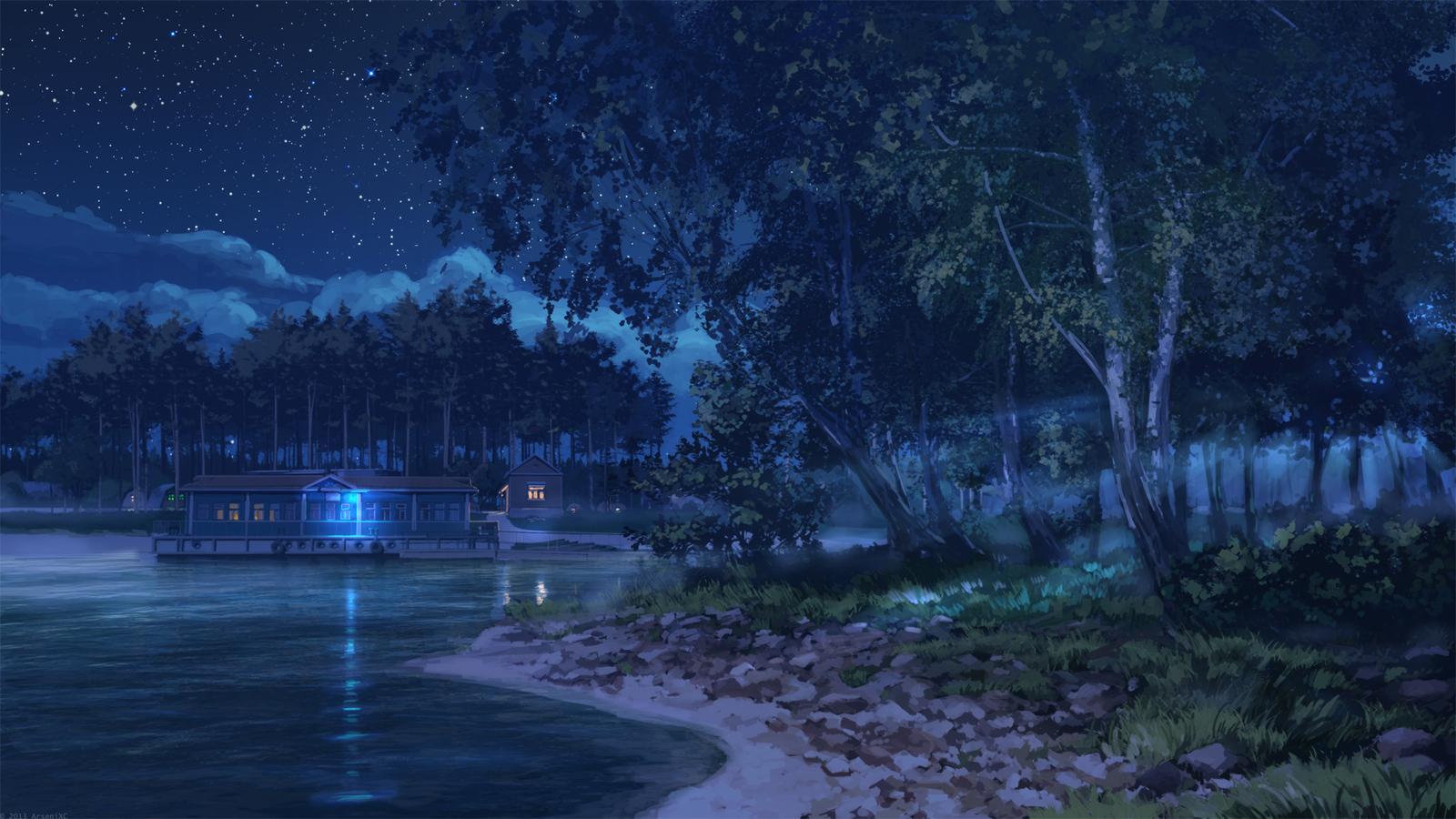 Красивые картинки для фона на компьютер из игр