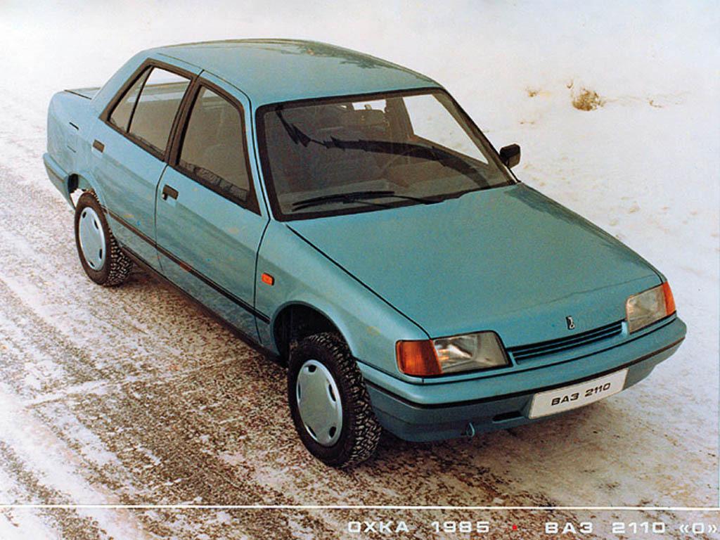 """Неизвестная ВАЗ-2110: какой готовили """"десятку"""" в 1980-х. Происхождение  дизайна"""