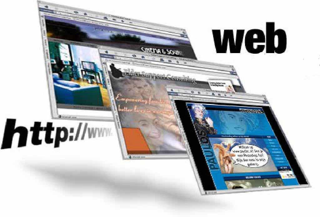 готовый сайт html по информатике