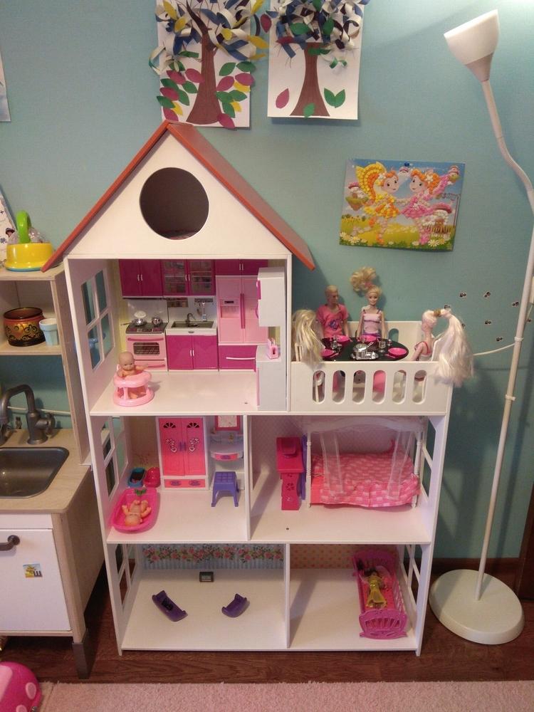 Мультик как сделать дом для кукол фото 44