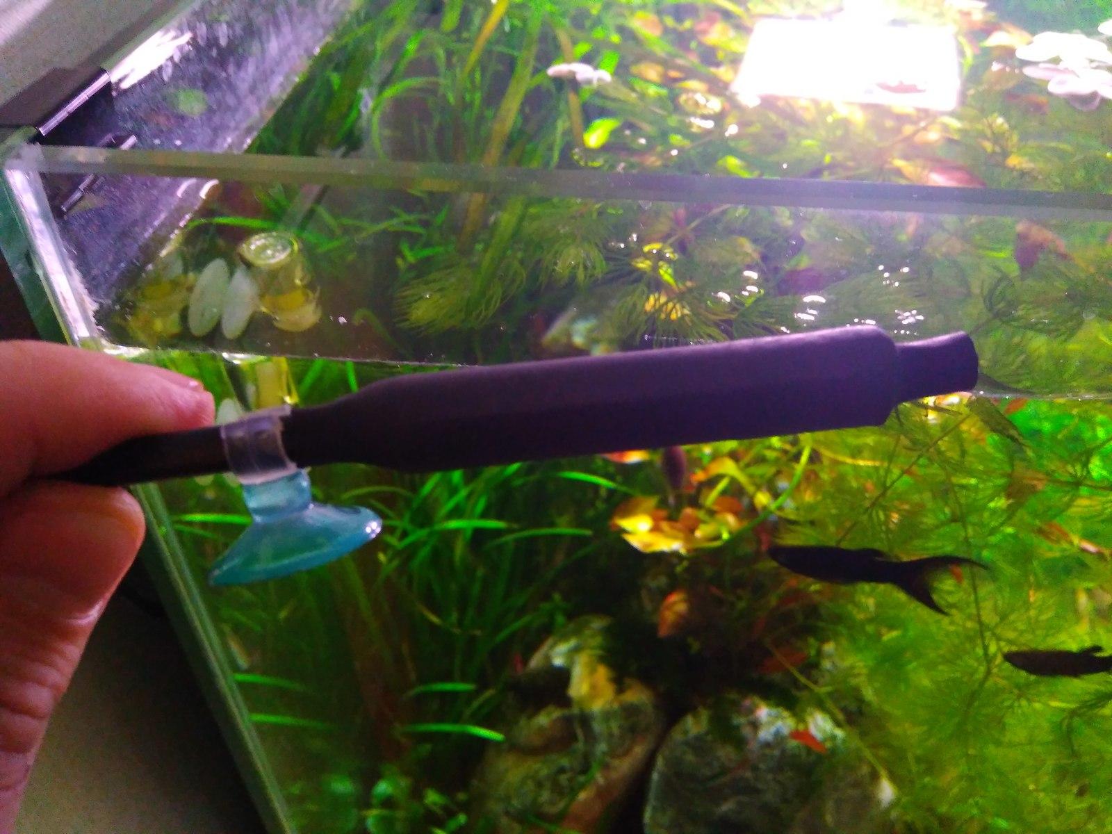 Для аквариума сделано своими руками фото 937