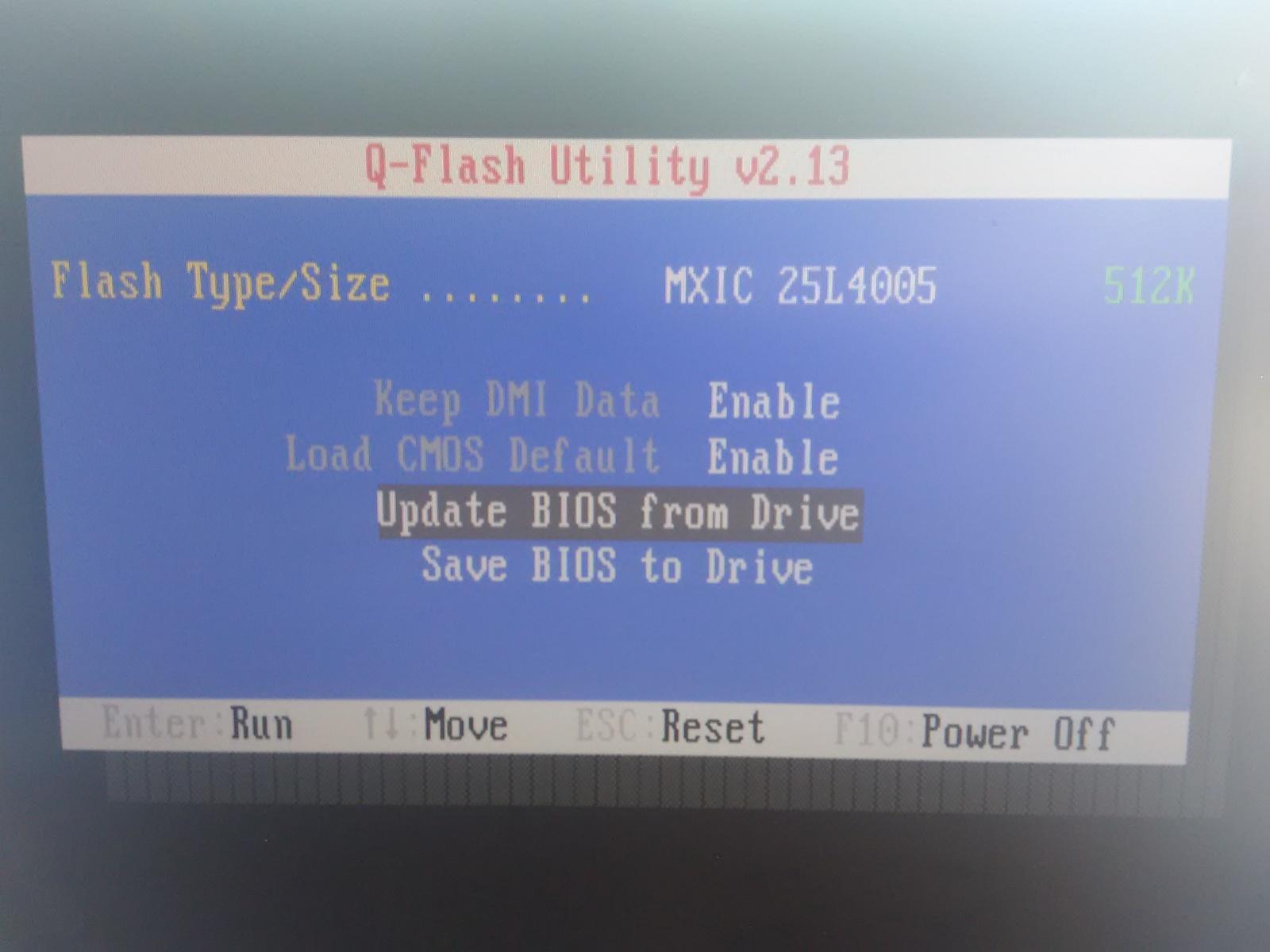 Q flash gigabyte скачать
