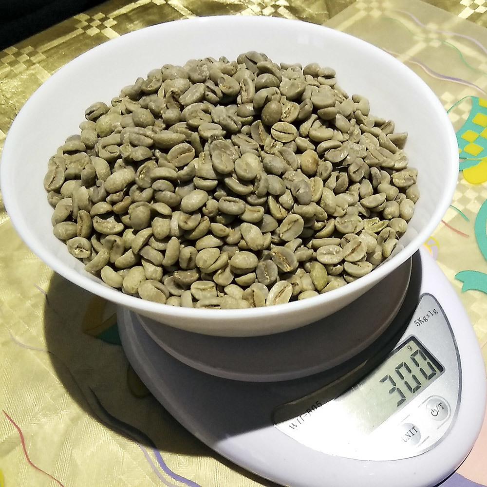 Как правильно варят зелёный кофе