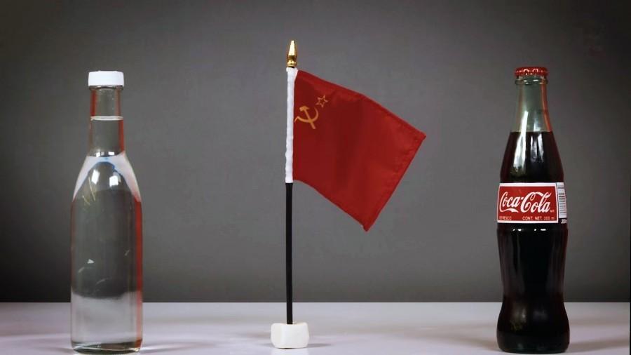 Как американская Coca-Cola завоевывала Советский Союз
