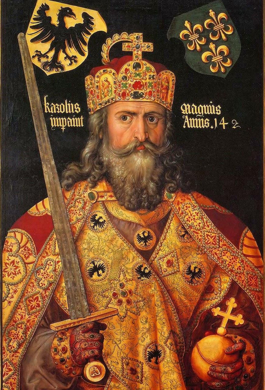 Картинки по запросу карл великий и его меч. картинки