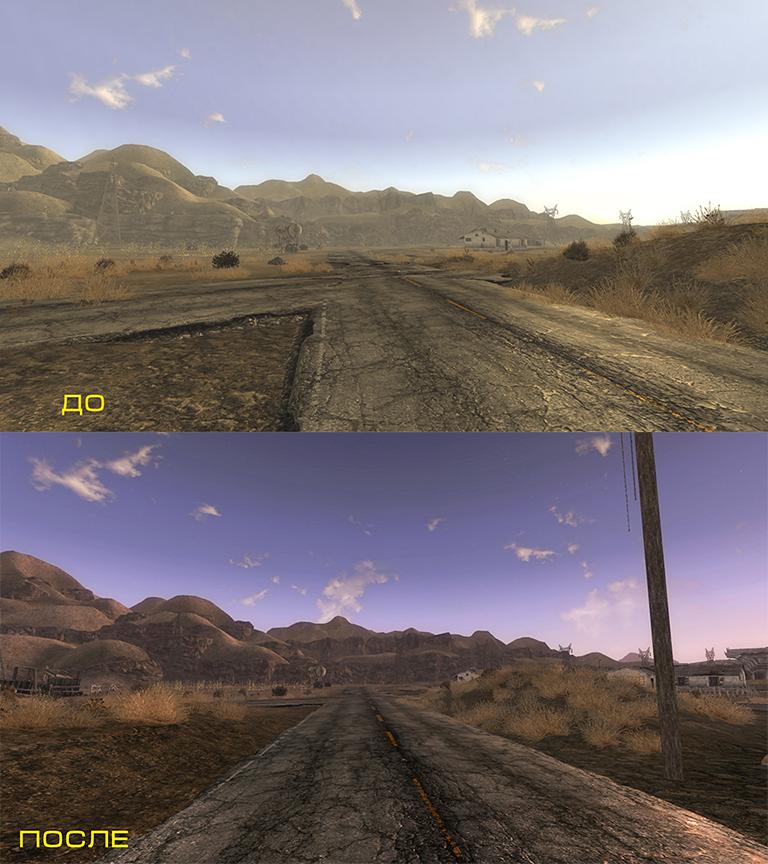 улучшаем Fallout New Vegas при помощи модов