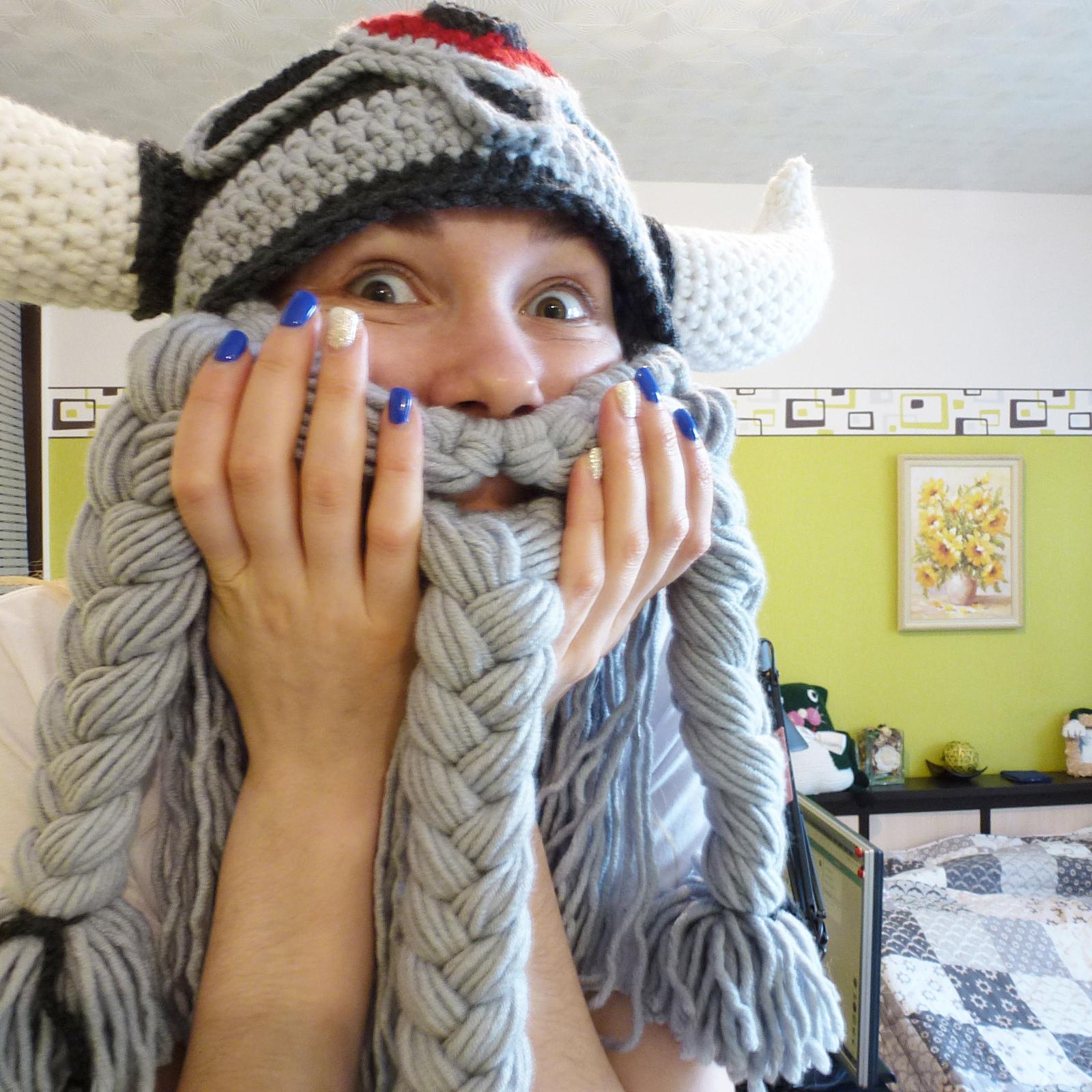шапка шлем викинга важный вопрос в конце поста